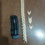 Swordsman - Titanium Steel Arthritis Magnetic Therapeutic Bracelets