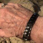 Relief Mens Arthritis Joint Pain Copper Magnetic Bracelets